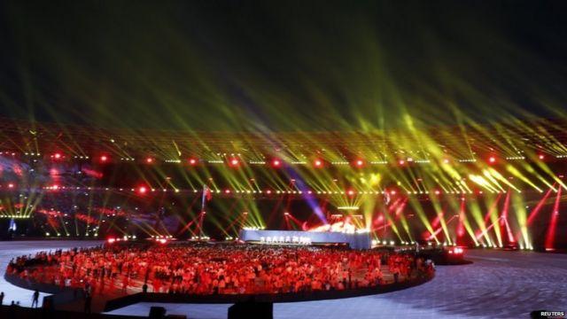 एशियाई खेल 2018 समापन समारोह