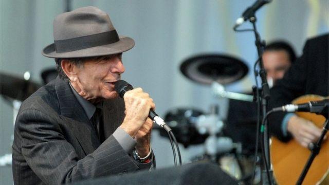 Leonard Cohen, Glastonbury 2008