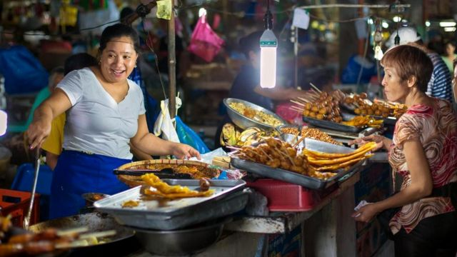 Филиппинская культура основана на любви к семье, гостеприимстве и теплоте