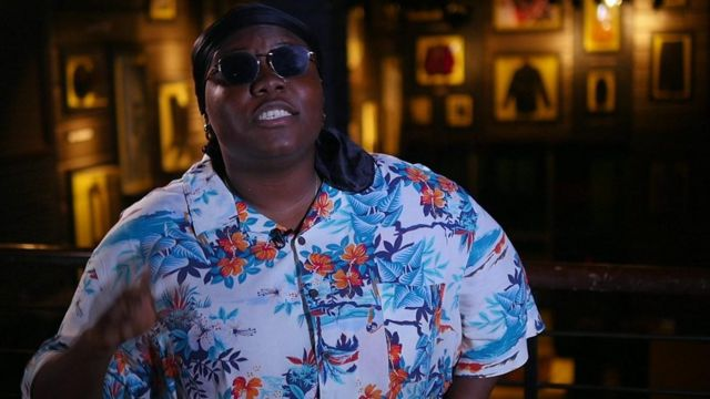 Nigerian music artist Teni