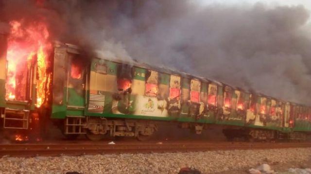 पाकिस्तान ट्रेन