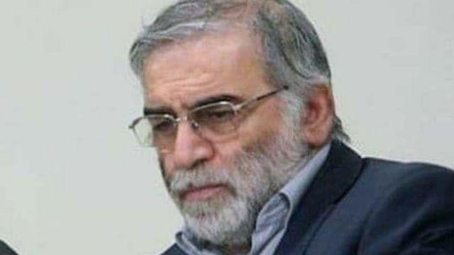 محسن فخریزاده، رئیس سازمان پژوهش و نوآوری وزارت دفاع ایران