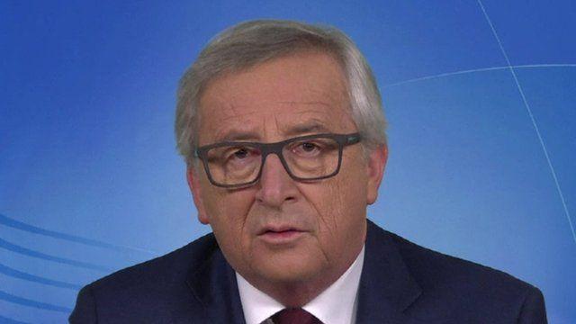 European Commission President, Jean-Claude Juncker