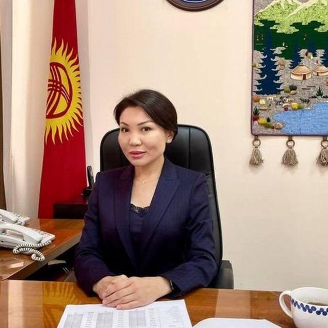 Элвира Сурабалдиева