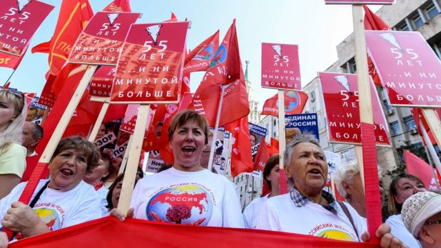 Moskova protestolar
