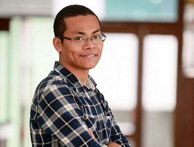 Blogger truyền thông xã hội Nguyễn Ngọc Long, nhà sáng lập Truyền thôngTrăng Đen