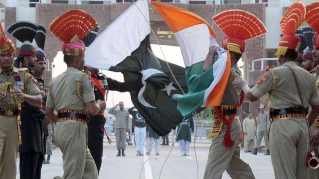 भारत और पाकिस्तान की सेना