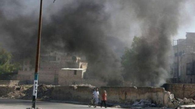 सीरिया की सेना ने घोषणा की है कि देश में संघर्ष विराम खत्म हो गया है.