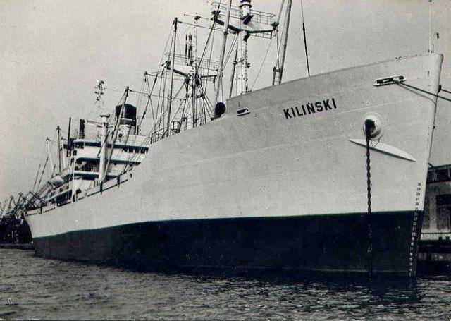 Tàu Kilinski