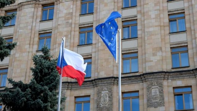 سفارت جمهوری چک در مسکو