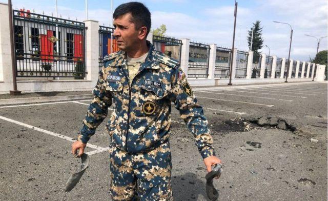 Tentara di Stepanakert