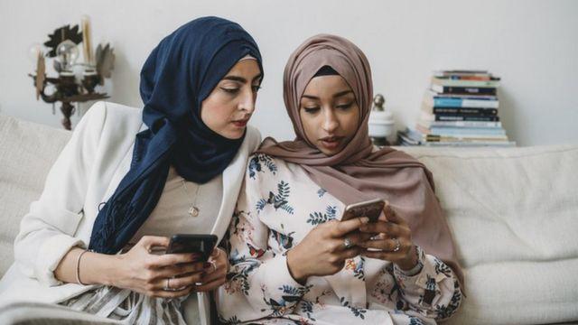阿拉伯女性