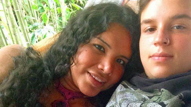Diane e Fernando