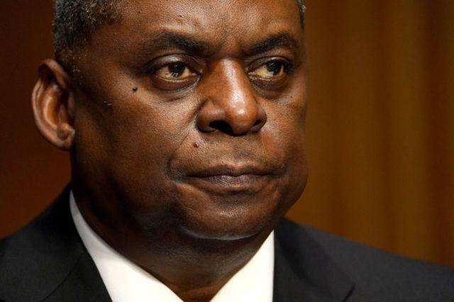 Lloyd J. Austin III, Bộ trưởng Quốc phòng Mỹ