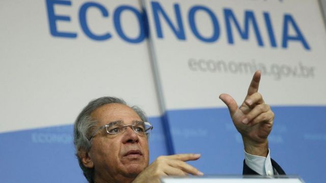 Minister Paulo Guedes