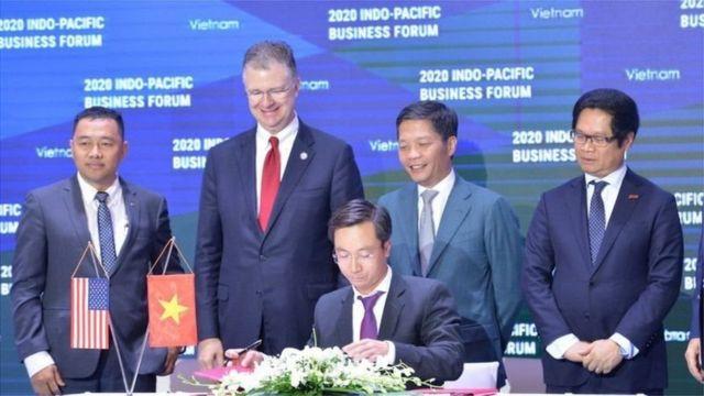 Quan hệ Mỹ - Việt