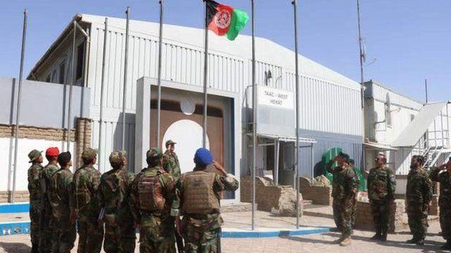Ciidamada Mareykanka iyo Kuwa NATO ayaa gabi ahaanba Afghanistan ka baxaya 31-ka bisha August
