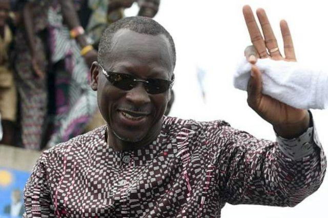 Perezida mushya wa Benin, Patrice Talon.