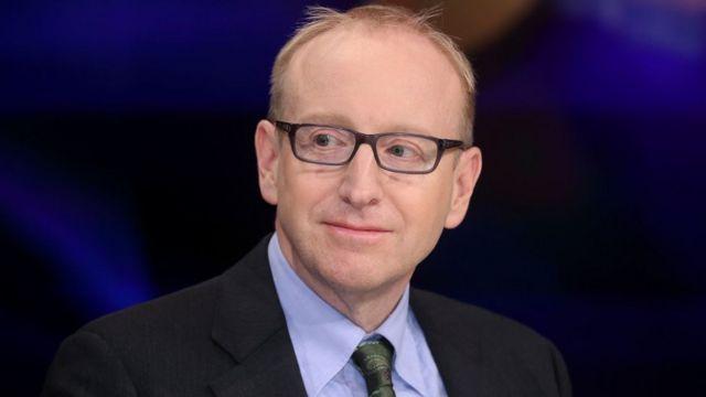 Prof. James W. Davis, Ph. D. (Professor für Politikwissenschaft, Universität St. Gallen) in der ZDF-Talkshow