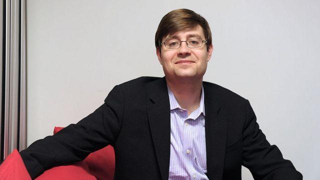 Justin Osofsky, vicepresidente de operaciones globales de Facebook