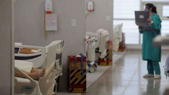 Pacientes interandos con covid-19