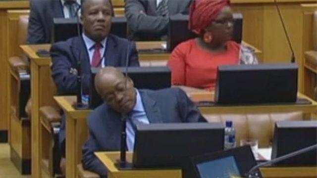 Prezida Zuma