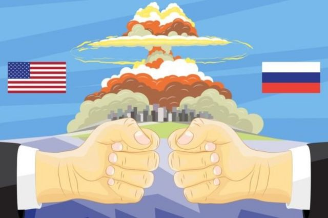 Armas nucleares EE.UU-Rusia