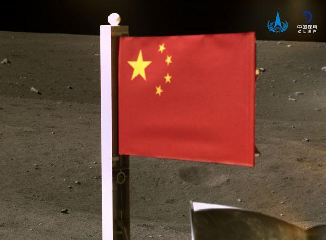 無人 機 の 中国 探査