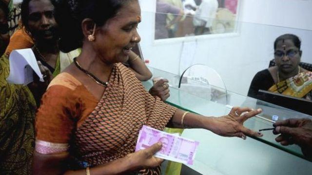 नोटबंदी, निश्चलनीकरण, भारत, बँका, अर्थव्यवस्था