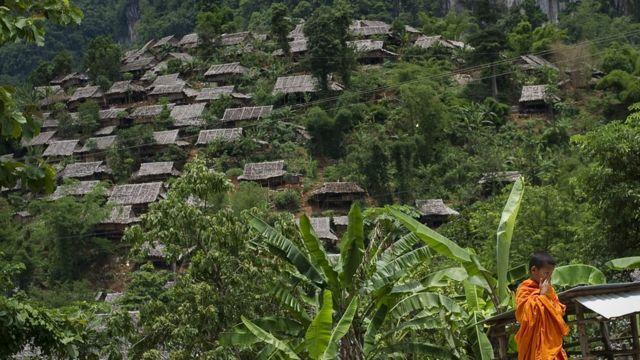 ထိုင်းနယ်စပ် မယ်လဒုက္ခသည်စခန်း