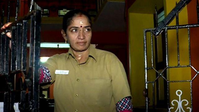 ஆட்டோ ஓட்டுநர் ராஜி