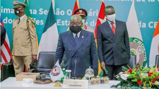 Ecowas summit 2021: Ghana Accra agenda for 59th Ordinary Session of ECOWAS Heads of States