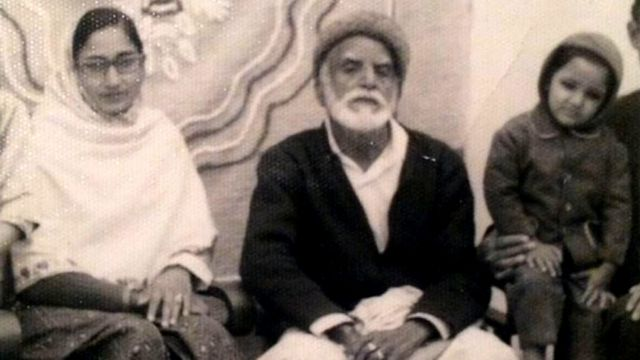 شیخ اسلام کے والد