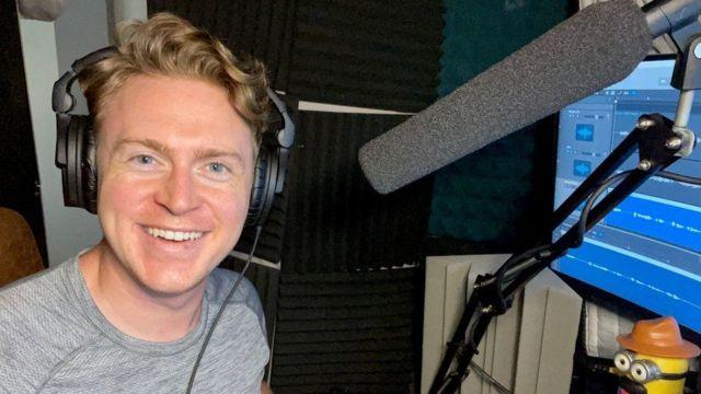 Texaslı seslendirme sanatçısı ve aktör Tim Heller ses klonlama teknolojisinden çok umutlu