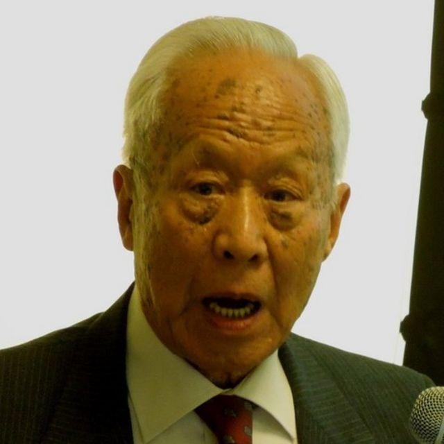 Ông Phạm Kim Ngọc trong một hội nghị về Việt Nam Cộng hoà tại Đại học Berkeley tháng 10/2016