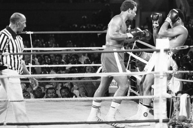 Muhammad Ali na Frazier