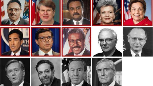 1993 Clinton yönetimi