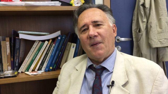 Fotografia do hitoriador Luiz Felipe de Alencastro