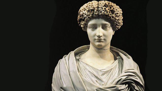 Busto de Julia