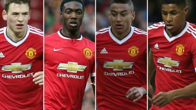 Cantera del Manchester United