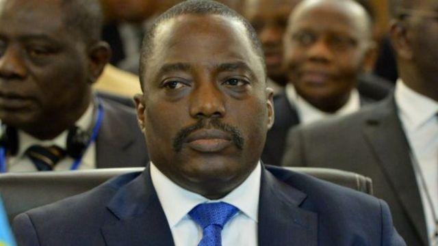 Itegekonshinga riteganya ko Perezida Joseph Kabila yagombye kuva ku butegetsi muri uyu mwaka