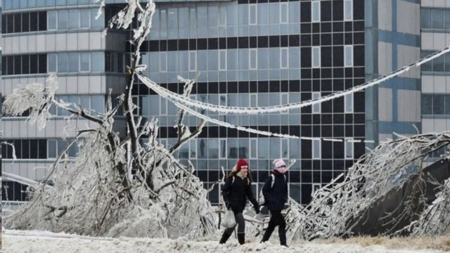 وضعیت اضطراری در منطقه پریمورسکی اعلام شده است