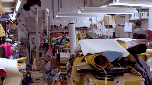 صناعة الحقائب في إيطاليا