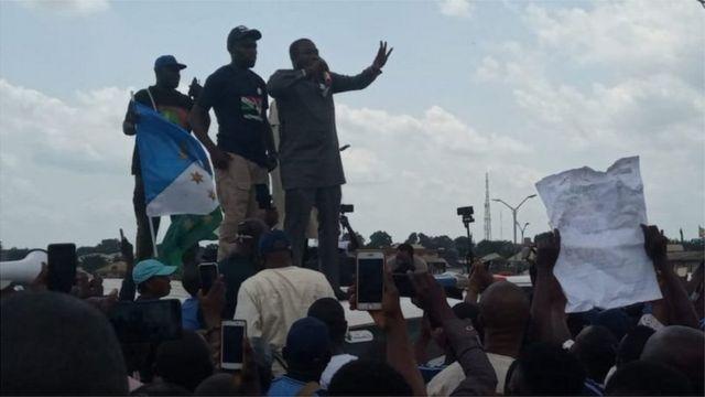 Yoruba nation rally for Oyo state