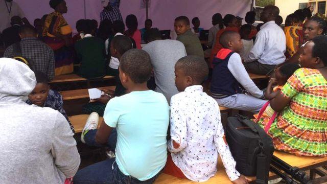 Impunzi z'Abarundi mu Rwanda