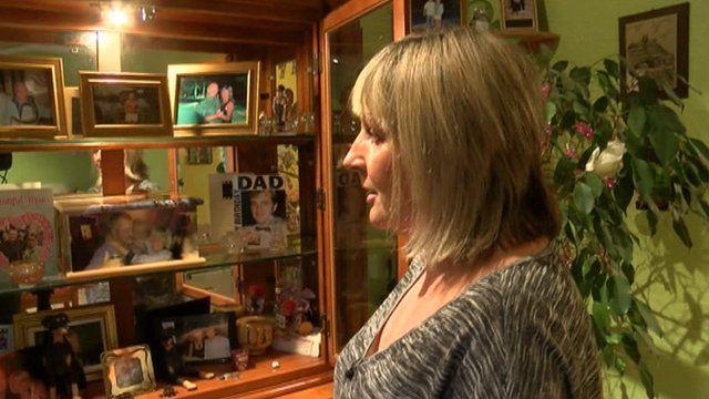 Jane Graydon, Michael's mother