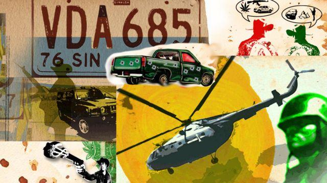 Iconografía de guerra contra las drogas