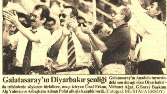 Bürokraside birlikte görev yapan Ünal Erkan ve Mehmet Ağar, siyasette de DYP çatısı altında bir aradaydı.