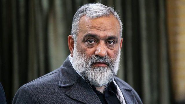 محمدرضا نقدی، فرمانده سابق بسیج