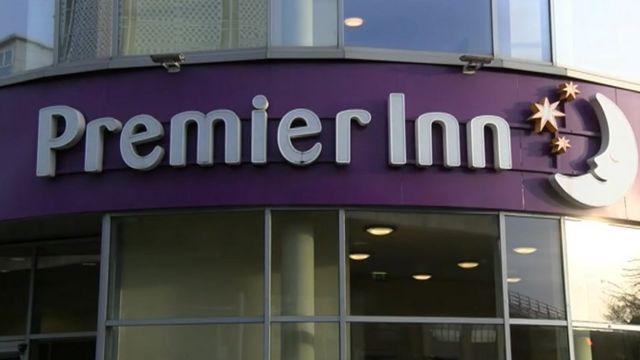 Premier Inns sees sales slide again